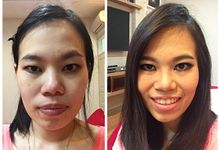 Before After by Adelia Jean