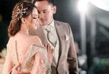 The Wedding of Jenita Janet & Danu Sofwan by SAS designs