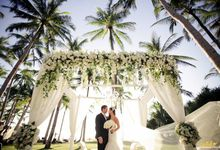 April and Chris Wedding by Catilo Photography