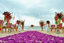 Beach Wedding by Belmond Jimbaran Puri