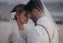 Chloe & Igor by baliVIP Wedding