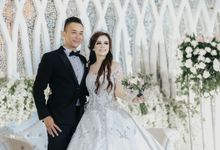 The Wedding of Cy & Rea by SAS designs