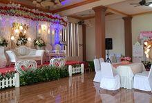 resepsi pernikahan di Rumah Joglo Dian Mustika by Rumah Joglo Dian Mustika