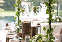 Rustic Theme Wedding by The Royalbox Creations