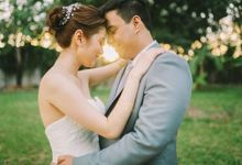 Ina and Reden Wedding by Craving for Makeup
