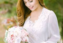 Riza and Kenj Wedding by Vicel Enriquez Artistry