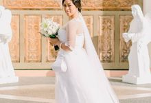 MEL and WHENG Wedding by RVT PHOTOGRAPHY