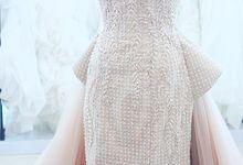 NEW ARRIVALS -EVENING DRESS by LAMIIK BRIDAL