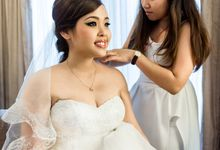 Carol & Oliver ROM Day by Aoi's Makeup Artistry
