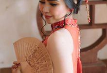 Air Brush Sangjit Make Up & Hair Do for Alfonsia by by Katarina Novita MUA