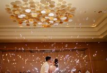 Amanda & Ariya Weddign at The Westin Bali by The Westin Resort Nusa Dua, Bali