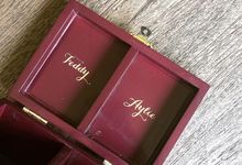 Personalised box by Lanina box