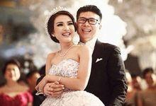 Baim and Ria Wedding by Kenisha WO