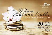 Wedding Bazaar 2016 by Puri Begawan
