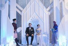 The reception of Azima & Dfan by White Rose Co