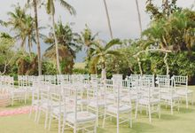 Wedding at Villa Infinity by Bali Weddings And Events