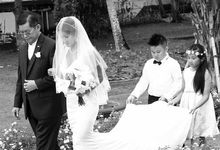 Loren and Stephen by Bali Weddings And Events