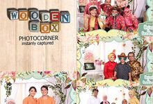 Instagram Woodenbox Photocorner by Woodenbox Photocorner