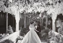 Raditya and Nori Wedding by Kenisha WO