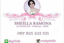 Composite by sheilla makeup artist