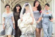 Carl and Heidy Wedding Day by lodygraphics