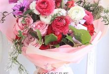 Flower Bouquets by Blooming Elise Flowers