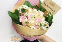 Rose Bouqet by CARA Florist