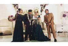 wedding Rilda & Desta by Alto musicworks