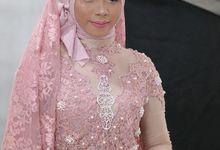Prewedding hijab by HOUSE OF AMAREE