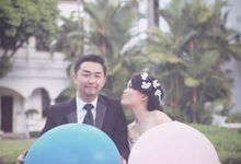 Prewed Ted n Nat by Njel Wu Make Up