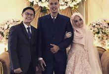 The Wedding of Felicia by IMan DarMawan