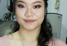 Bridesmaid 2 by Hana Gloria MUA