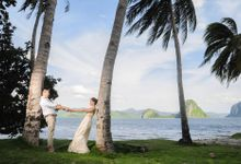 Alvin and Jem Engagement Session by Calderon Photography - Manila