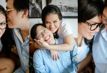 Tawen and Eden Prewed Sesh by Norie Ghay's Events