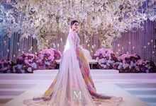 Anzalna Nasir & Hanif Zaki by Mangotouch Photography