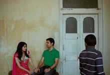 Pre Wedding shoot in the City of the Nizams by Visual Indigo Photography