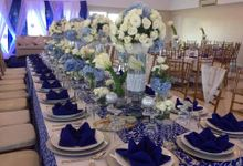 Presidential Table by Floral Couture by Armando Angeles