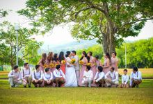 Ryan and Abbie Wedding by LIPS - Events Services