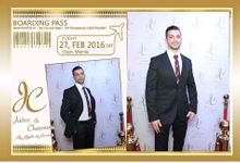 Jairus and Charmaine by TCP Photobooth by The Cut and Paste Events