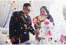 Solehan + Zahirah by Azee Photographyical