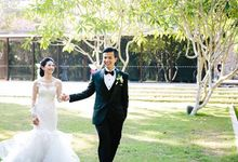 Kevin & Rinie Wedding by Tefillah Wedding