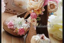 Shoeclips by Cherry's  Handmade