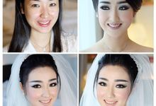 Before - After ( 2 )  by Fedya Make Up Artist