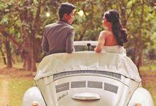 When West meets East by Bride Idea