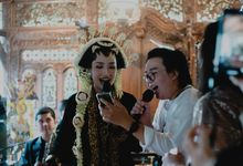 Pulung & Carissa Wedding by MOL Entertainment