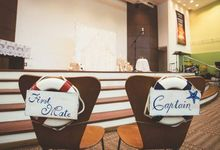 Nautical Theme by Pretty Little Things Event