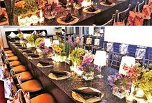 Private Dinner by ZURIEE AHMAD CONCEPTS SDN BHD