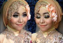 Wedding Make Up START FROM 7 JUTA by BLINK MAKE UP ARTIST