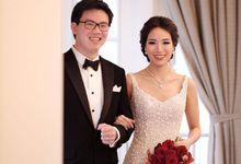 Wedding of Alvin & Tashia by Kenisha WO