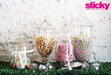 Candy Buffet by Sticky Singapore